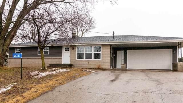 N4447 Hwy Ee, Appleton, WI 54913 (#50218808) :: Todd Wiese Homeselling System, Inc.