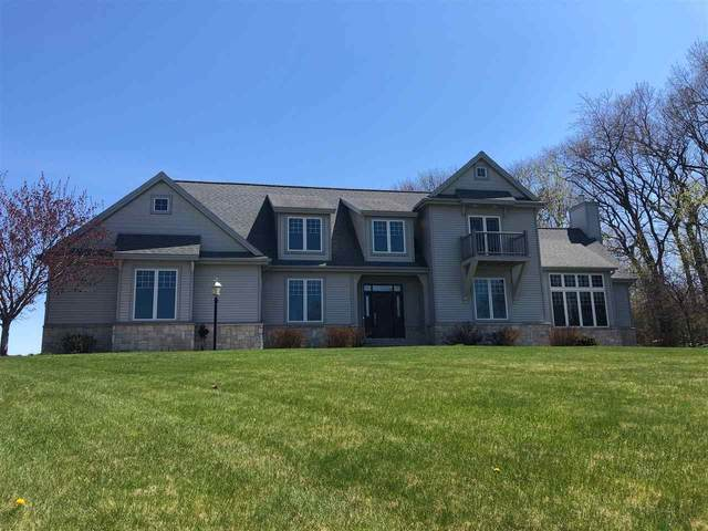 W4051 Parkview Court, Fond Du Lac, WI 54937 (#50218893) :: Dallaire Realty