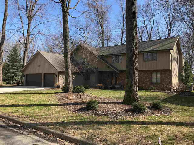 308 Kenwood Drive, Neenah, WI 54956 (#50218980) :: Dallaire Realty