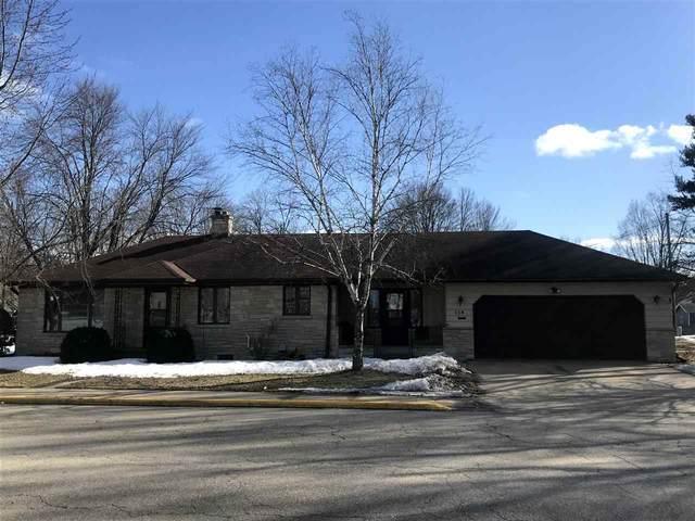116 E Lieg Avenue, Shawano, WI 54166 (#50219108) :: Todd Wiese Homeselling System, Inc.