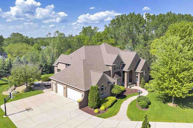 128 Falcon Hill Court, Green Bay, WI 54302 (#50219229) :: Dallaire Realty