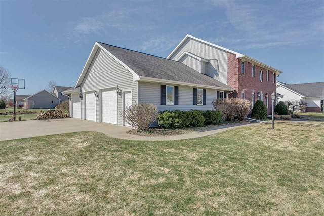 W6023 Cornflower Drive, Appleton, WI 54915 (#50220034) :: Todd Wiese Homeselling System, Inc.