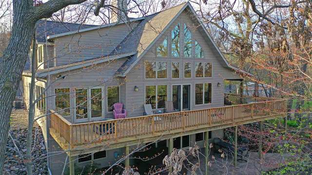 E530 Hwy V, Scandinavia, WI 54977 (#50220306) :: Todd Wiese Homeselling System, Inc.