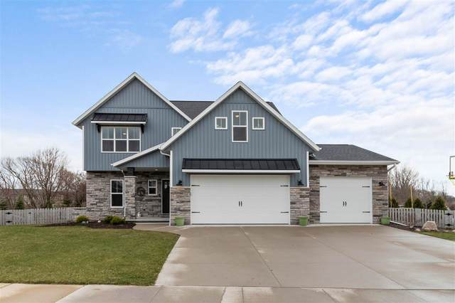 2709 E Milestone Court, Appleton, WI 54913 (#50220888) :: Todd Wiese Homeselling System, Inc.