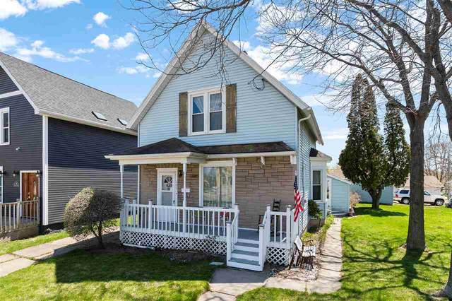 107 E 9TH Street, Kaukauna, WI 54130 (#50221497) :: Dallaire Realty