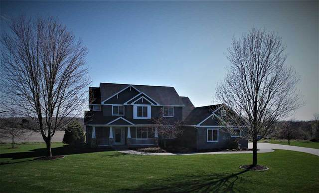 N715 Petit Court, Fremont, WI 54940 (#50221651) :: Todd Wiese Homeselling System, Inc.