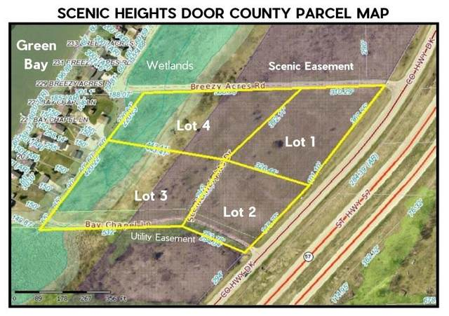 Scenic Heights Drive, Luxemburg, WI 54217 (#50221750) :: Town & Country Real Estate
