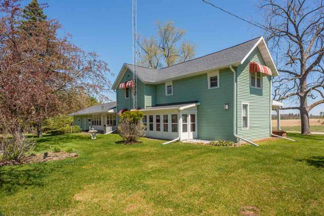 N5053 Hwy G, Wild Rose, WI 54984 (#50222136) :: Todd Wiese Homeselling System, Inc.