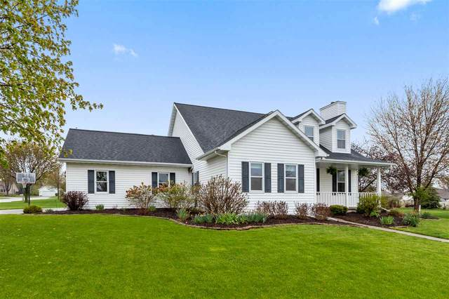 1379 Graystone Court, De Pere, WI 54115 (#50222158) :: Todd Wiese Homeselling System, Inc.