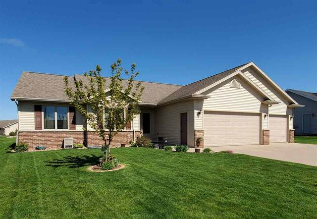 N1734 Hot Springs Court, Greenville, WI 54942 (#50222391) :: Todd Wiese Homeselling System, Inc.