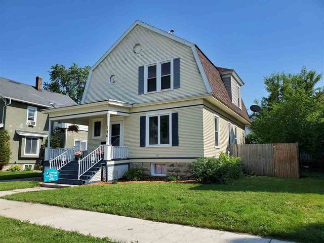 156 5TH Street, Fond Du Lac, WI 54935 (#50222451) :: Dallaire Realty