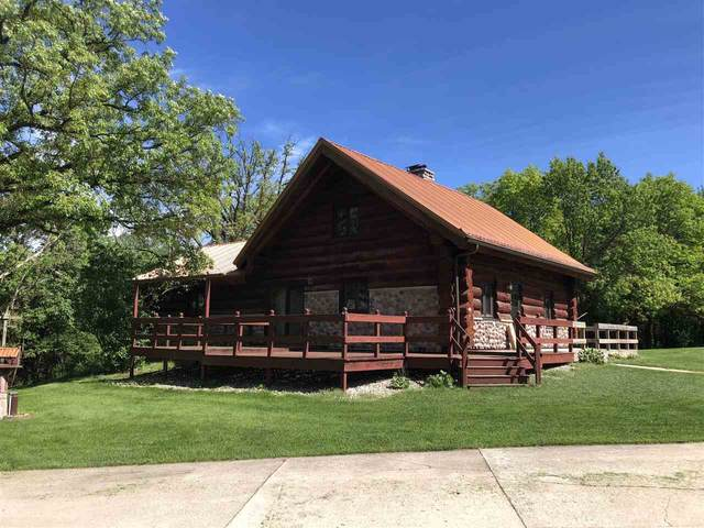 W7561 Hwy C, Beaver Dam, WI 53916 (#50222843) :: Todd Wiese Homeselling System, Inc.