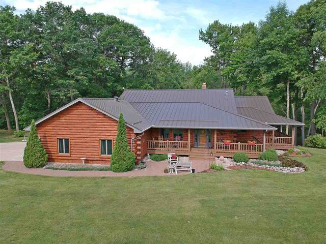 810 E Riverview Lane, Embarrass, WI 54933 (#50223301) :: Todd Wiese Homeselling System, Inc.
