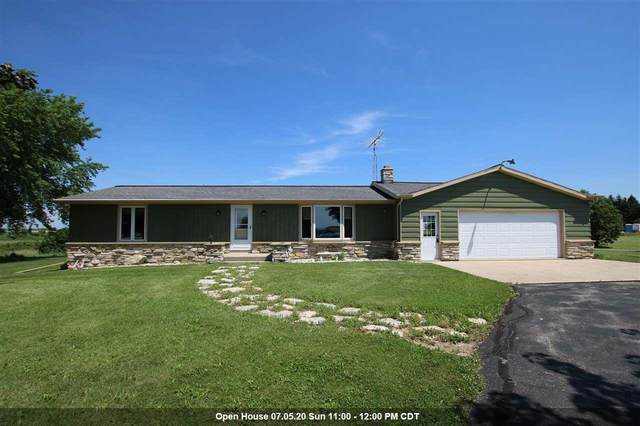 W8857 Hwy Tc, Oakfield, WI 53065 (#50223466) :: Todd Wiese Homeselling System, Inc.