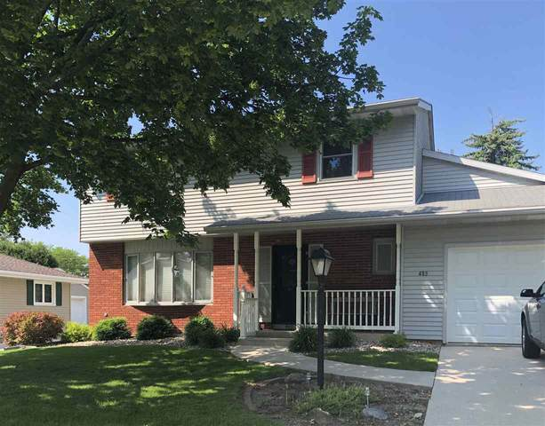 485 Maona Avenue, Fond Du Lac, WI 54935 (#50223701) :: Todd Wiese Homeselling System, Inc.