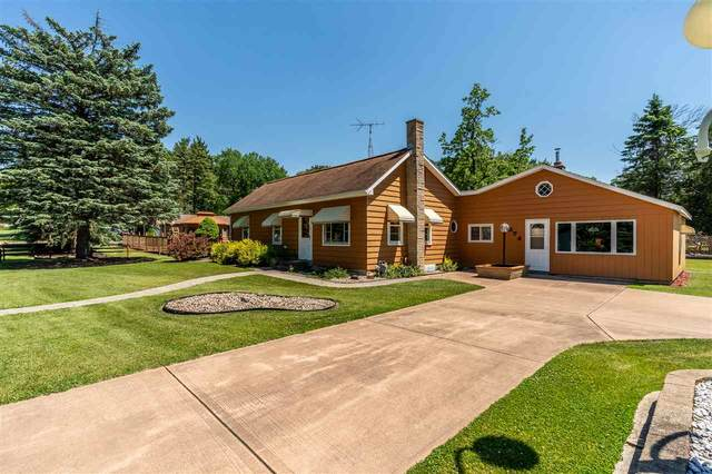 374 E Marquette Street, Berlin, WI 54923 (#50223807) :: Todd Wiese Homeselling System, Inc.