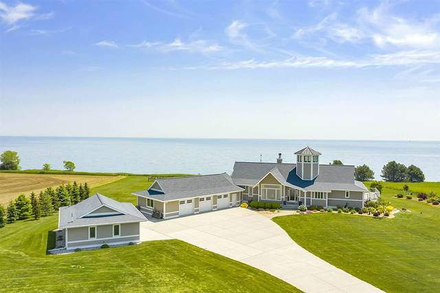 N4702 Lakeshore Drive, Kewaunee, WI 54216 (#50224401) :: Carolyn Stark Real Estate Team
