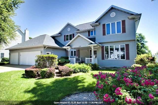 4110 N Windcross Drive, Appleton, WI 54913 (#50224438) :: Todd Wiese Homeselling System, Inc.