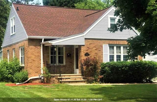 2332 Jourdain Lane, Green Bay, WI 54301 (#50224521) :: Ben Bartolazzi Real Estate Inc