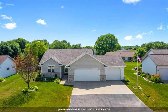 2157 Deer Haven Drive, Menasha, WI 54952 (#50226035) :: Dallaire Realty