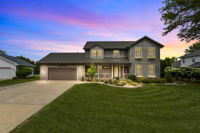 1066 Rainberry Court, Neenah, WI 54956 (#50226793) :: Symes Realty, LLC