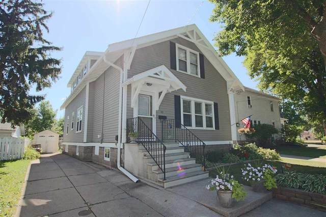 110 Bowen Street, Oshkosh, WI 54901 (#50227168) :: Todd Wiese Homeselling System, Inc.
