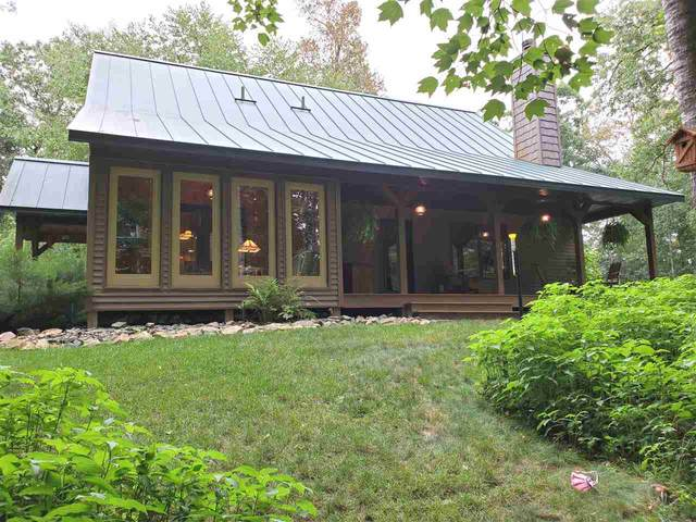 E821 Trout Creek Road, Iola, WI 54945 (#50227245) :: Ben Bartolazzi Real Estate Inc