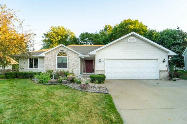 127 W Barefoot Court, Appleton, WI 54913 (#50227314) :: Symes Realty, LLC