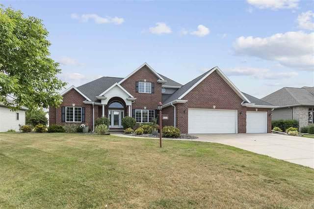 290 Peterlynn Drive, Wrightstown, WI 54180 (#50228182) :: Carolyn Stark Real Estate Team