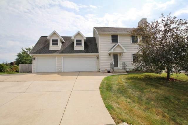 3758 Sandpiper Way, Green Bay, WI 54311 (#50228653) :: Ben Bartolazzi Real Estate Inc