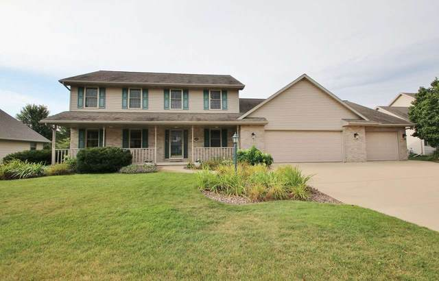 1525 Temple More Lane, Green Bay, WI 54313 (#50228787) :: Todd Wiese Homeselling System, Inc.
