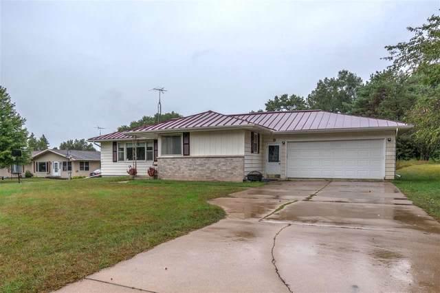 N2711 Hill Street, Waupaca, WI 54981 (#50229097) :: Ben Bartolazzi Real Estate Inc