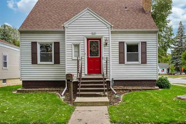 521 Roy Avenue, Green Bay, WI 54303 (#50229256) :: Carolyn Stark Real Estate Team
