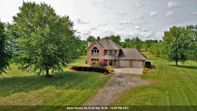 N2743 Elm Road, Pulaski, WI 54162 (#50229282) :: Carolyn Stark Real Estate Team