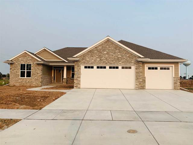 275 Rivers Edge Drive, Kimberly, WI 54136 (#50229455) :: Dallaire Realty
