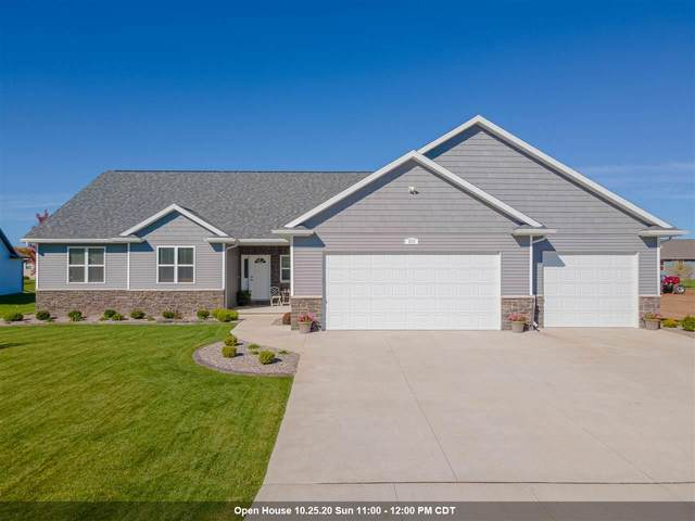 313 Butterfield Court, Wrightstown, WI 54180 (#50229758) :: Carolyn Stark Real Estate Team