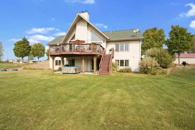 2022 School Road, Greenleaf, WI 54126 (#50229836) :: Carolyn Stark Real Estate Team
