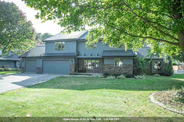 751 Millbrook Drive, Neenah, WI 54956 (#50229934) :: Dallaire Realty