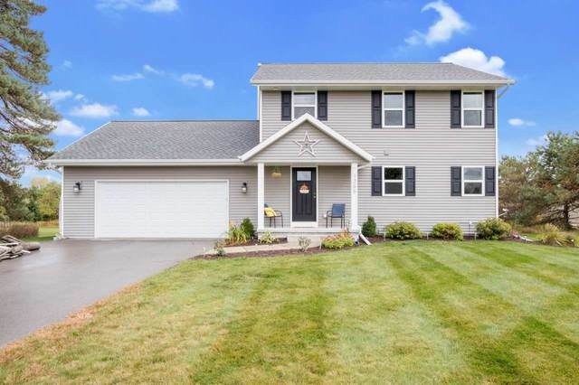 1266 Riverwood Lane, Sobieski, WI 54171 (#50230284) :: Carolyn Stark Real Estate Team
