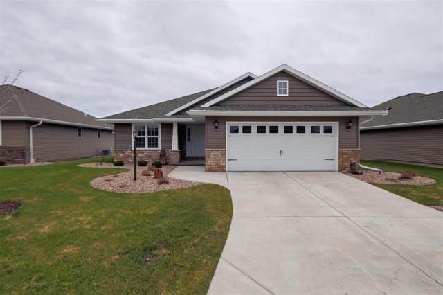 3825 Shore Crest Lane, Green Bay, WI 54311 (#50230516) :: Todd Wiese Homeselling System, Inc.