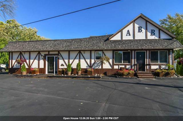 2205 S Broadway Street, Green Bay, WI 54304 (#50230588) :: Todd Wiese Homeselling System, Inc.