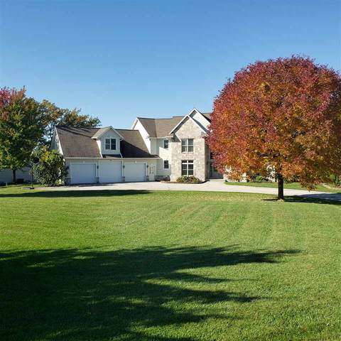 N2281 Lakewood Lane, Chilton, WI 53014 (#50230783) :: Ben Bartolazzi Real Estate Inc