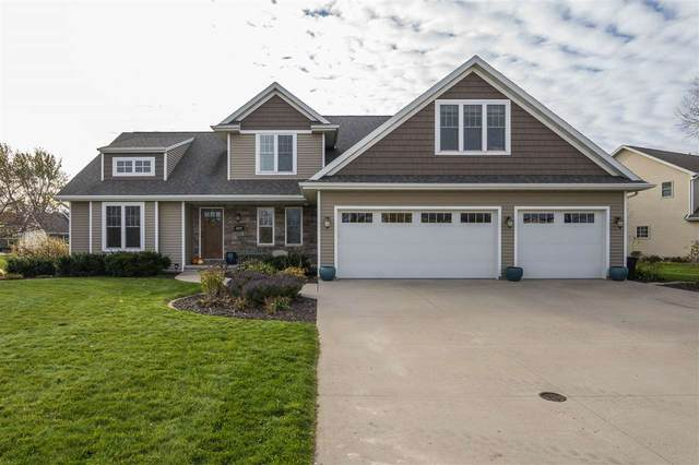 W5277 Waterview Drive, Sherwood, WI 54169 (#50232016) :: Symes Realty, LLC