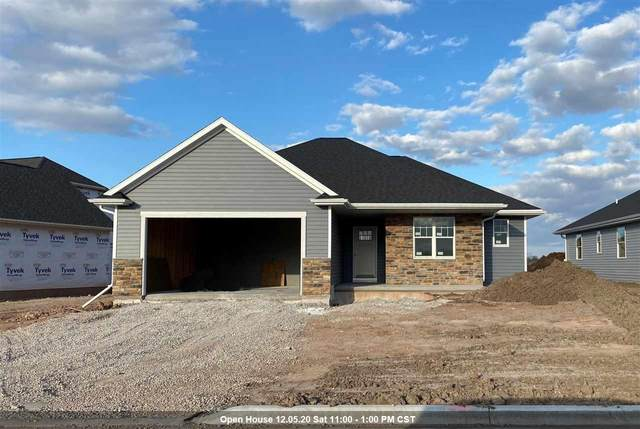 1333 Brayden Lane, De Pere, WI 54115 (#50232104) :: Ben Bartolazzi Real Estate Inc