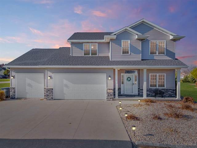N959 Glennview Drive, Greenville, WI 54942 (#50232400) :: Ben Bartolazzi Real Estate Inc