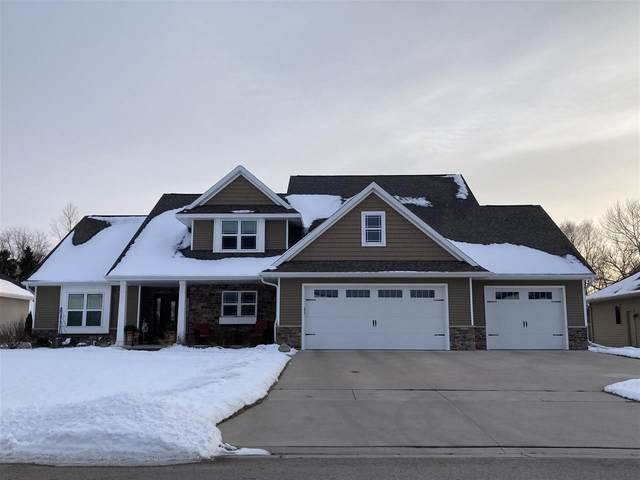 1017 Hoks Ridge Lane, De Pere, WI 54115 (#50233134) :: Dallaire Realty