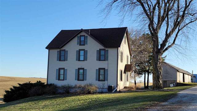 W3650 Ledge Road, Malone, WI 53049 (#50233227) :: Todd Wiese Homeselling System, Inc.