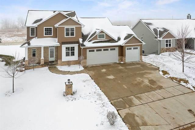 3518 Mayapple Drive, Green Bay, WI 54311 (#50234108) :: Todd Wiese Homeselling System, Inc.