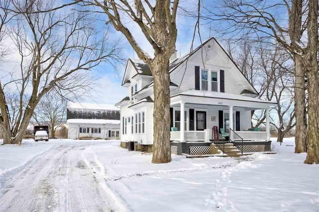 1417 Hwy Jj, Neenah, WI 54956 (#50234810) :: Todd Wiese Homeselling System, Inc.