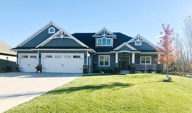 921 Cortez Court, Oneida, WI 54155 (#50235273) :: Todd Wiese Homeselling System, Inc.